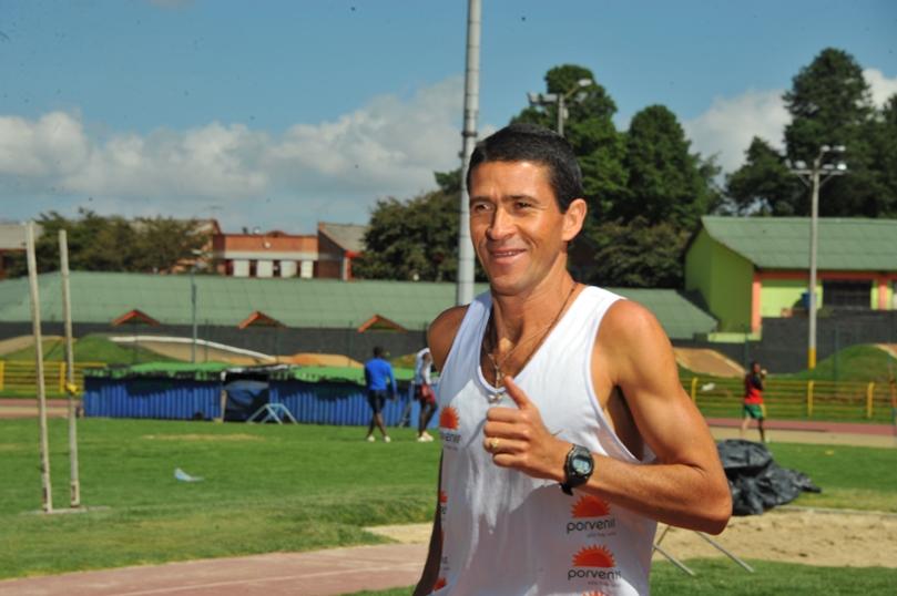 Diego Colorado y Ruby Riativa vencedores en Rionegro