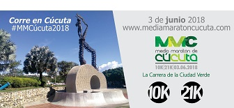Media Maratón de Cúcuta
