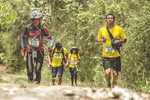 SALOMON ADVENTURE RACE 2013