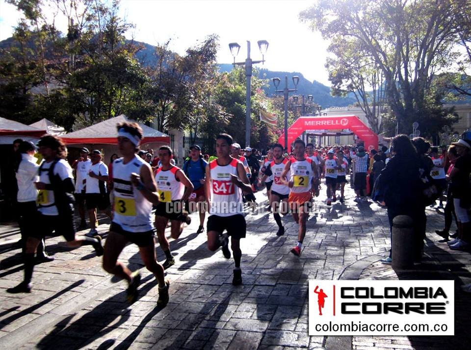 trail running usaquen 2012