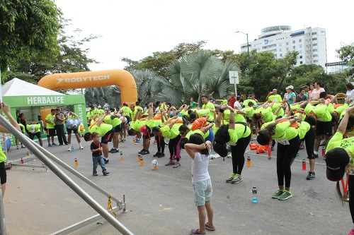 William Rodríguez ganó los 10K de Bodytech en Villavicencio
