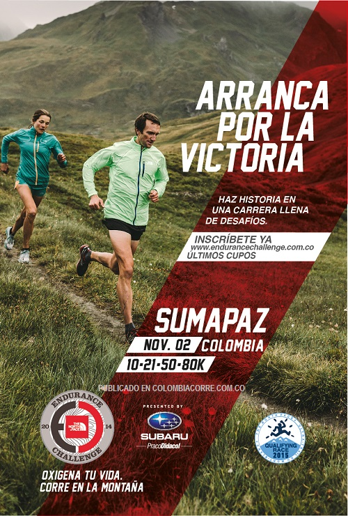 Se realizó el lanzamiento de la carrera The North Face Endurance Challenge