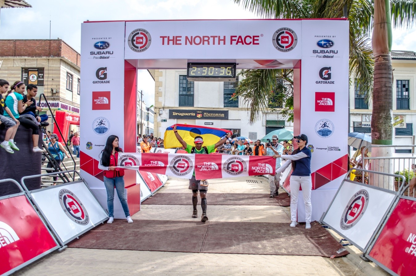Resultados Endurance Challenge The North Face