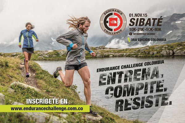 The North Face Endurance COlombia