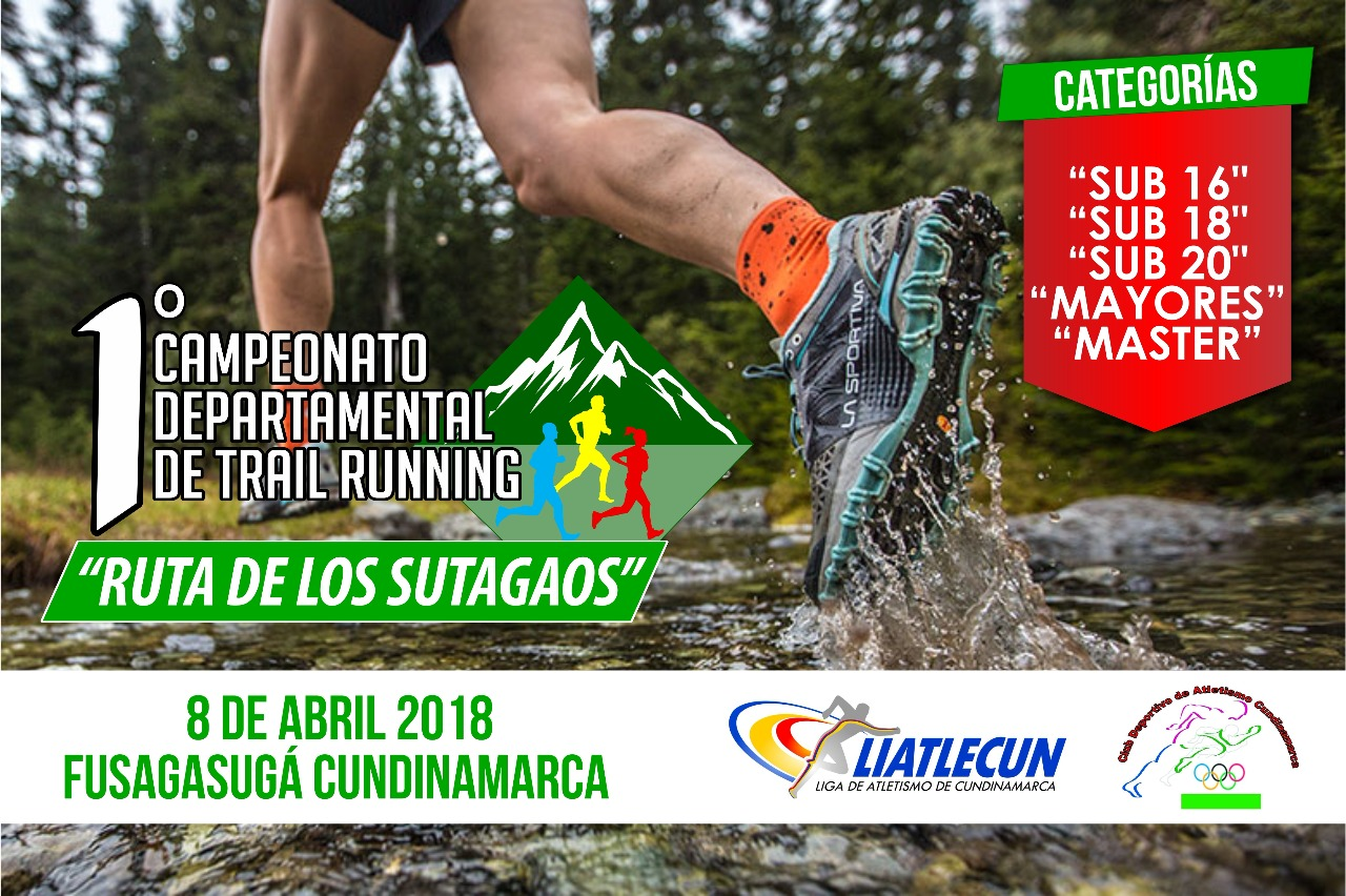 Trail Running Fusagasugá