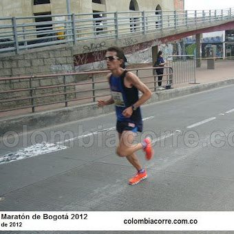 alex diaza colombia corre 2012