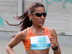 Kellys Arias mejor latina en la Media Maratón de Lisboa