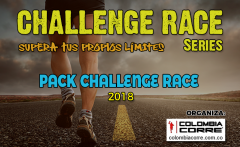 Calendario de Carreras Challenge Race Series 2018