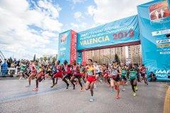 Los peruanos Willy Canchanya y Gladys Tejeda los mejores latinoamericanos en el mundial de media maratón