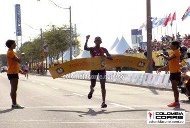 Cuba se queda con el oro de la maratón masculina en Toronto