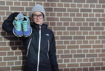 Atleta canadiense corrió 800 kilómetros por una causa