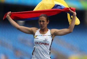 Martha Hernández gana medalla de bronce en los Paralímpicos de Río