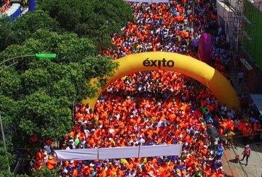 Llega el cuarto de maratón ciudad de Bucaramanga