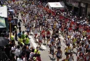 Carrera Atlética Los Libertadores 2011