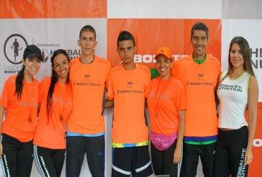 Más de 1.000 corredores participaron en la Expedición Bodytech de Cali