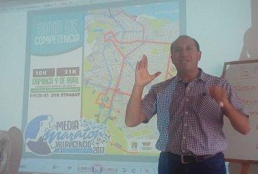 La Media Maratón 'Ciudad de Villavicencio' será selectiva para Juegos Bolivarianos