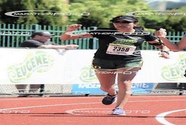 ¿Y tú por qué corres? Adriana Gordillo