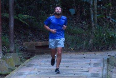 ¿Y tú por qué corres? Juan Camacho