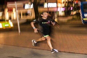 ¿Y tú por qué corres? Alberto Angulo