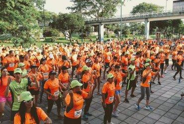 Más de 1.100 corredores participaron en los 10K Bodytech de Villavicencio