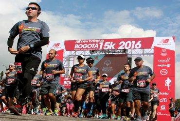 El domingo 26 de noviembre se cumplirá la New Balance Bogotá 15k