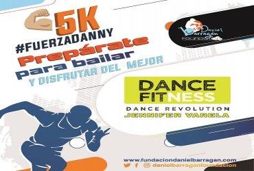 Abiertas inscripciones para la carrera '5K Fuerza Danny' en Santa Marta