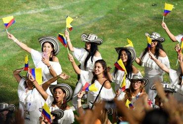 Santa Marta clausura los Juegos Bolivarianos