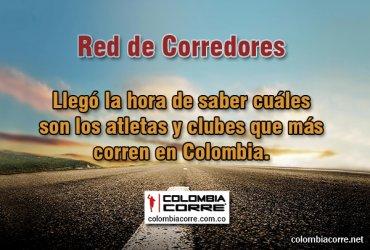 Los atletas y clubes que más corrieron en Colombia en 2017