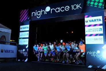 Bogotá, lista para brillar con la Night Race 10k