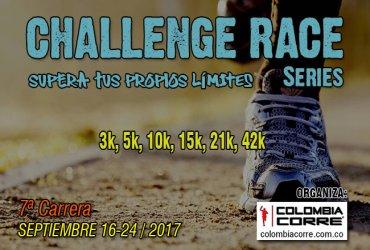 Todo listo para el primer Challenge Race del año