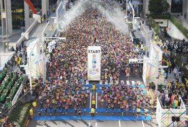 Más de 200 latinoamericanos finalizaron la maratón de Tokio 2018