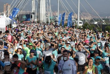 En Abril llega la media maratón Corre Mi Tierra 2018