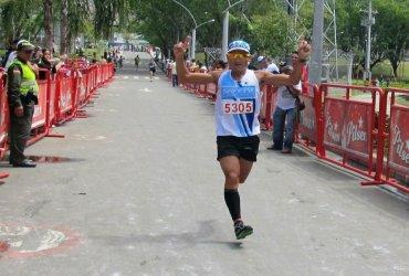 Resultados carrera atlética en el municipio de Bello