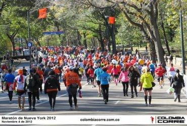 Maratón de Nueva York 2012, la carrera que no fue