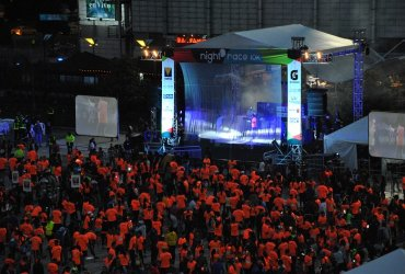 La Night Race Varta 10K estrena pacers