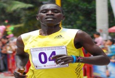 Atletas de Kenia y Brasil presentes en Girardot