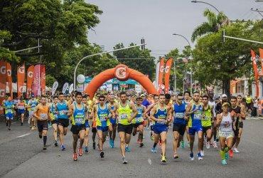 Miles de atletas vivieron la edición 17 de la Media Maratón de Cali