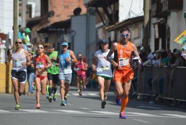 La Ceja rumbo a su décima media maratón