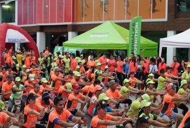 La expedición Bodytech llega este domingo a Bucaramanga