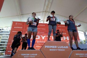 Más de 1000 corredores participaron en la quinta etapa de la EXPEDICIÓN BODYTYECH 2018 que se realizó en la ciudad bonita