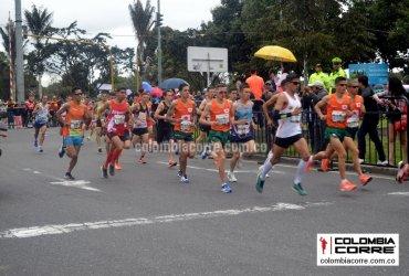 China por primera vez, 38 países inscritos en la Media Maratón de Bogotá