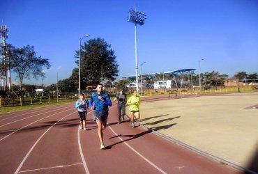 Atletismo para todos - Bogotá - Agosto 29 - Septiembre 5 2014