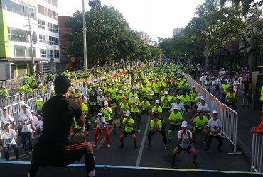 Deporte, recreación y aporte social, objetivos primordiales de Correr es Vivir TENA Medellin 2018