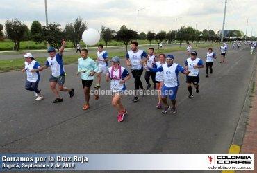 Se realizó la primera carrera atlética de la Cruz Roja en Bogotá