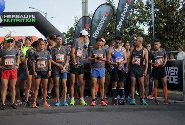 5500 corredores participaron en la quinta versión de la EXPEDICIÓN BODYTYECH 2018 que se realizó en Bogotá