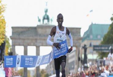 Resultados de los colombianos en la Maratón de Berlin 2018