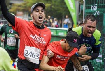 Fallece atleta al termino de la media maratón de Medellin