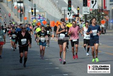 Así se vivió la maratón de Montreal 2018, una de las carreras más grandes de Canadá