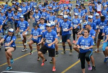 Colombianos se alistan para correr la Media Maratón de Ibagué por la Vida