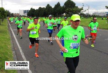 Asi será el recorrido de la carrera Bimbo en Bogotá